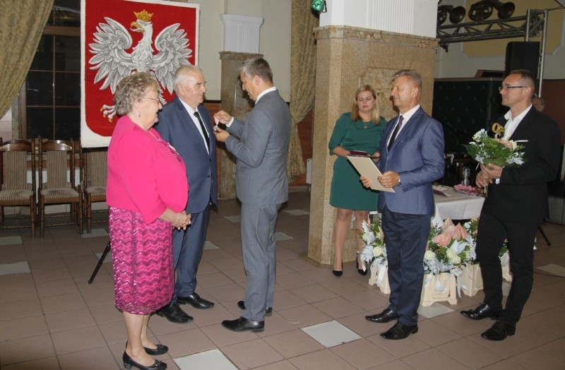 Nowogard – medale za długoletnie pożycie małżeńskie