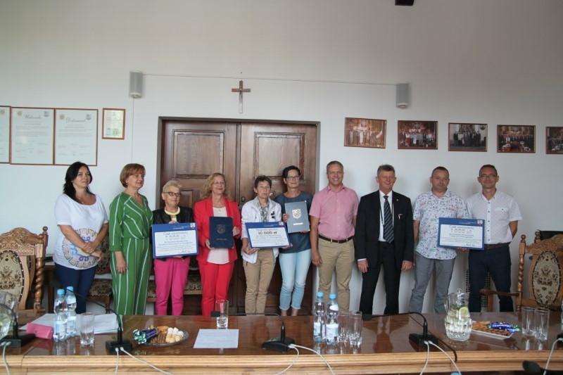 Nowogard: Nagrody za najładniejsze elewacje i otoczenie budynków