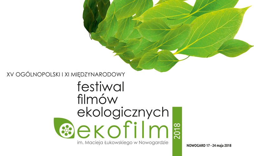 """Nowogard: Ruszył Festiwal Filmów Ekologicznych im. Macieja Łukowskiego """"Ekofilm"""""""