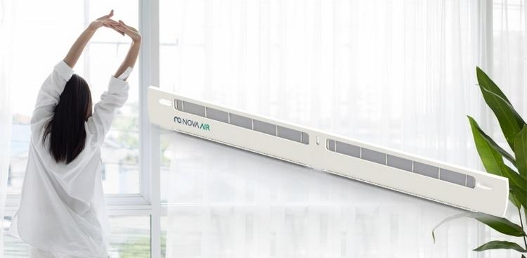 Nowość!         Filtr antysmogowy NovaAir – powietrze bez smogu i zanieczyszczeń