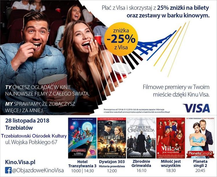 objazdowe Kino w Trzebiatowie