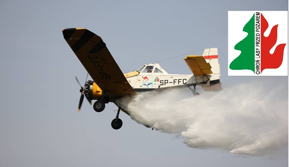 Ochrona lasów przed pożarami:  Rozpoczęła się akcja bezpośredniej ochrony przeciwpożarowej
