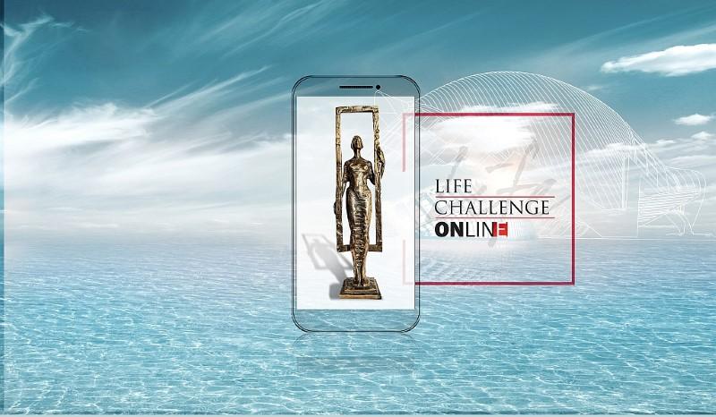 Oglądaj transmisję online z finału Baumit Life Challenge 2021!