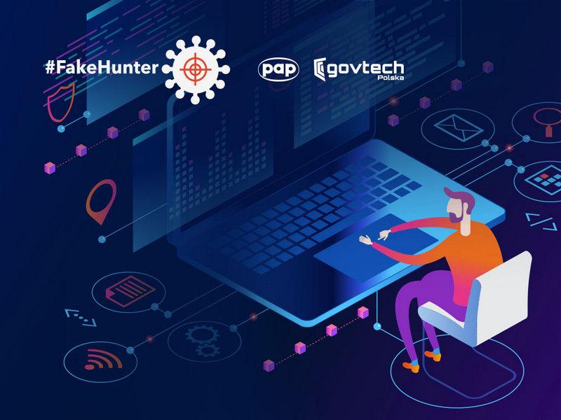 Oprogramowanie #FakeHunter udostępnione na zasadach otwartej licencji