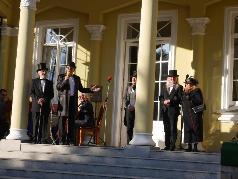 Paderewski w Pałacu