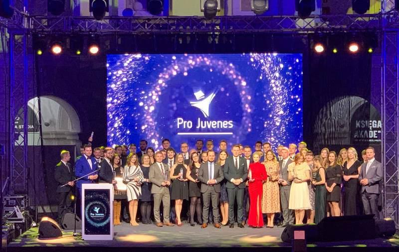 Parlament Samorządu Studentów ZUT zwycięzcą w plebiscycie Pro Juvenes