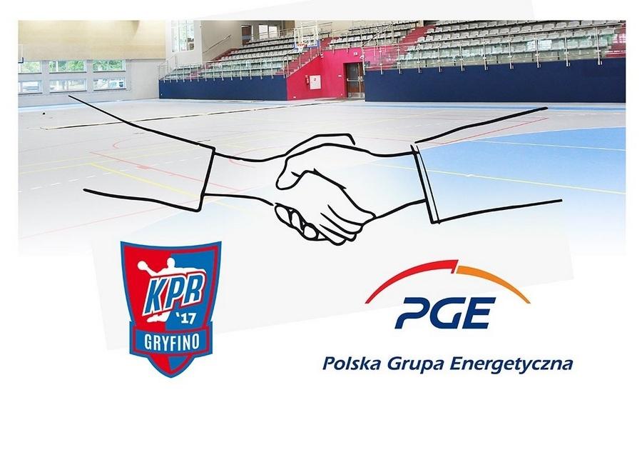 PGE Sponsorem Tytularnym Klubu Piłki Ręcznej Gryfino