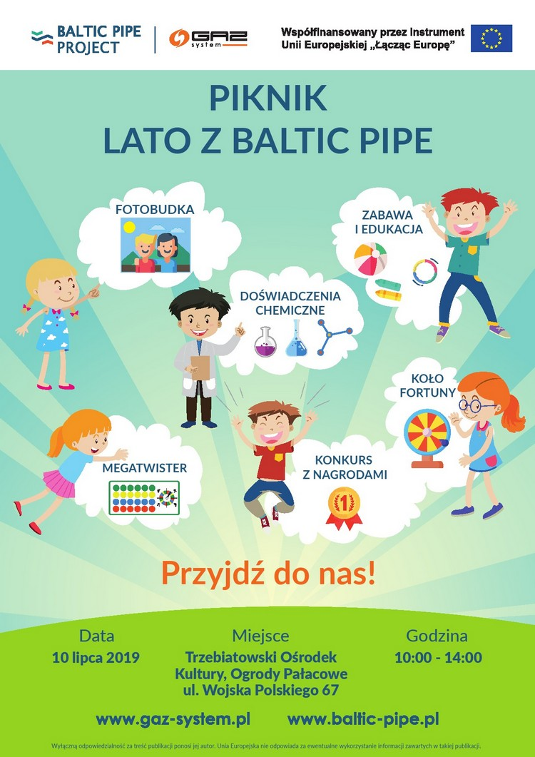 Piknik Lato z Baltic Pipe