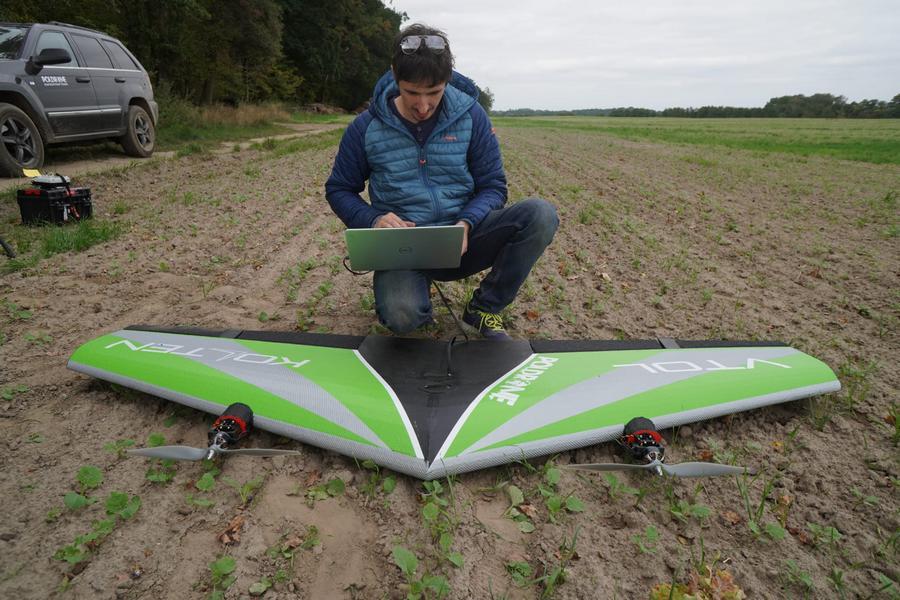 Pilotażowy ośrodek dla dronów na Pomorzu Zachodnim?