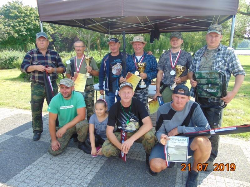 Płotowscy wędkarze rywalizowali w Nowogardzie