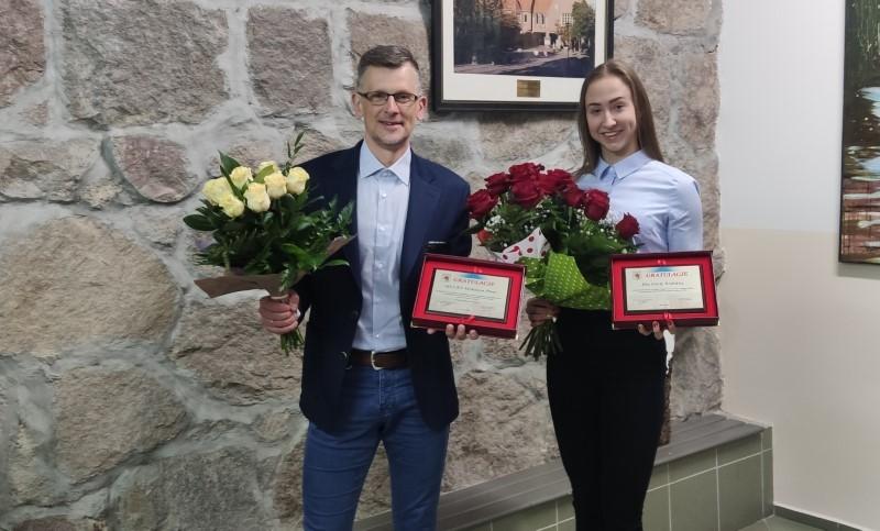 """Płoty: podziękowanie i gratulacje dla """"mistrzyni"""" z MOKASYNA"""