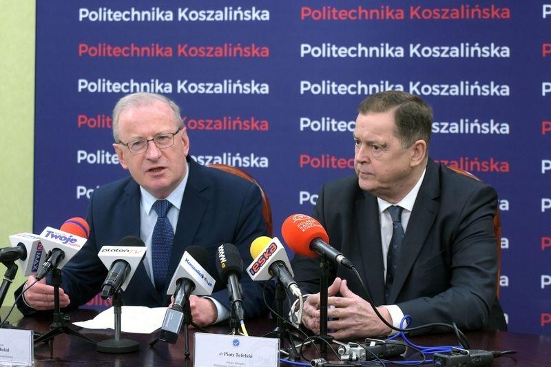 Politechnika Koszalińska podpisała umowę z Wojskowymi Zakładami  Uzbrojenia