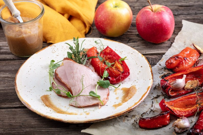 Powitaj jesień kulinarnie! Przygotuj przystawkę ze schabu krotoszyńskiego…
