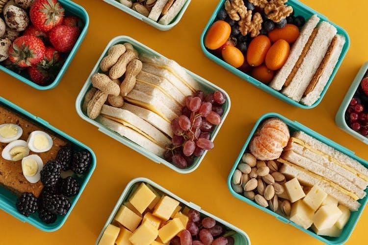 Praca biurowa - czyli pomysły na szybkie lunchboxy z sezonowych warzyw…