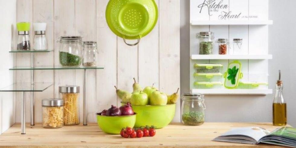Przechowywanie w kuchni – zrób to z głową!