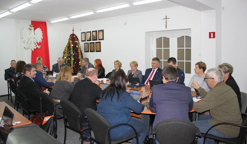 Radni Gminy Płoty przyjęli budżet na 2020 rok