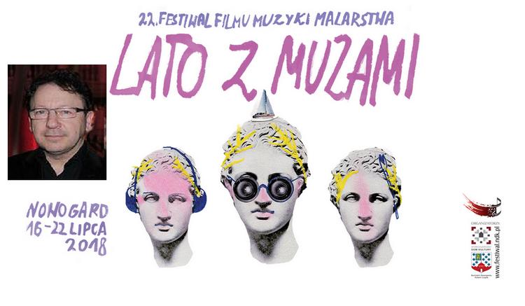 """Recital i spotkanie ze Zbigniewem Zamachowskim na finał 22. """"Lata z Muzami"""""""