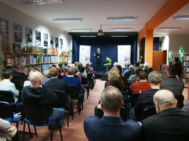 Roman Kargul – spotkanie autorskie w MBP w Gryficach