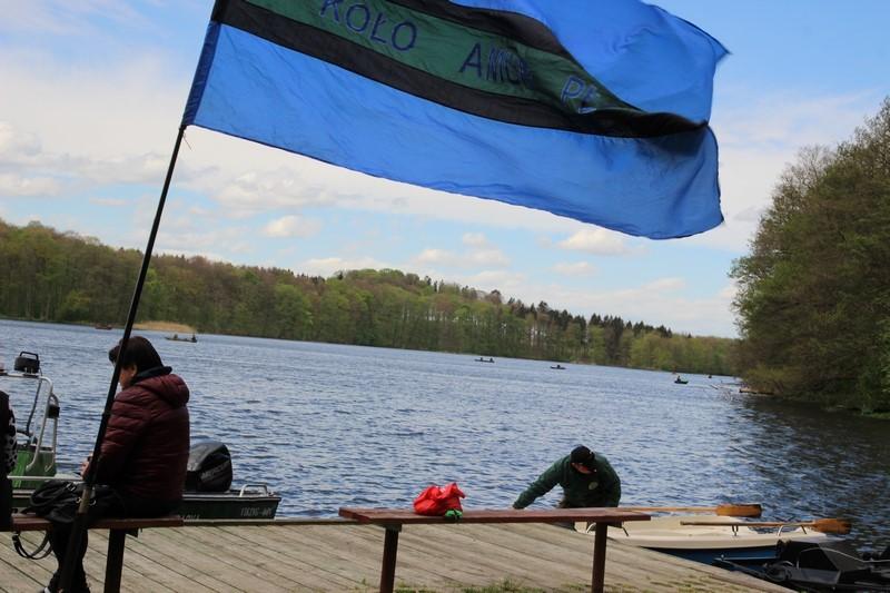 Rozpoczęcie sezonu szczupakowego w kole PZW nr 38 AMUR w Płotach