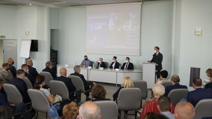 Rusza nowy rządowy program dla samorządów. Samorządowcy z regionu poznali…