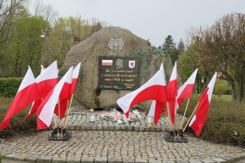 Samorządowcy w Płotach uczcili Święto Konstytucji 3 Maja