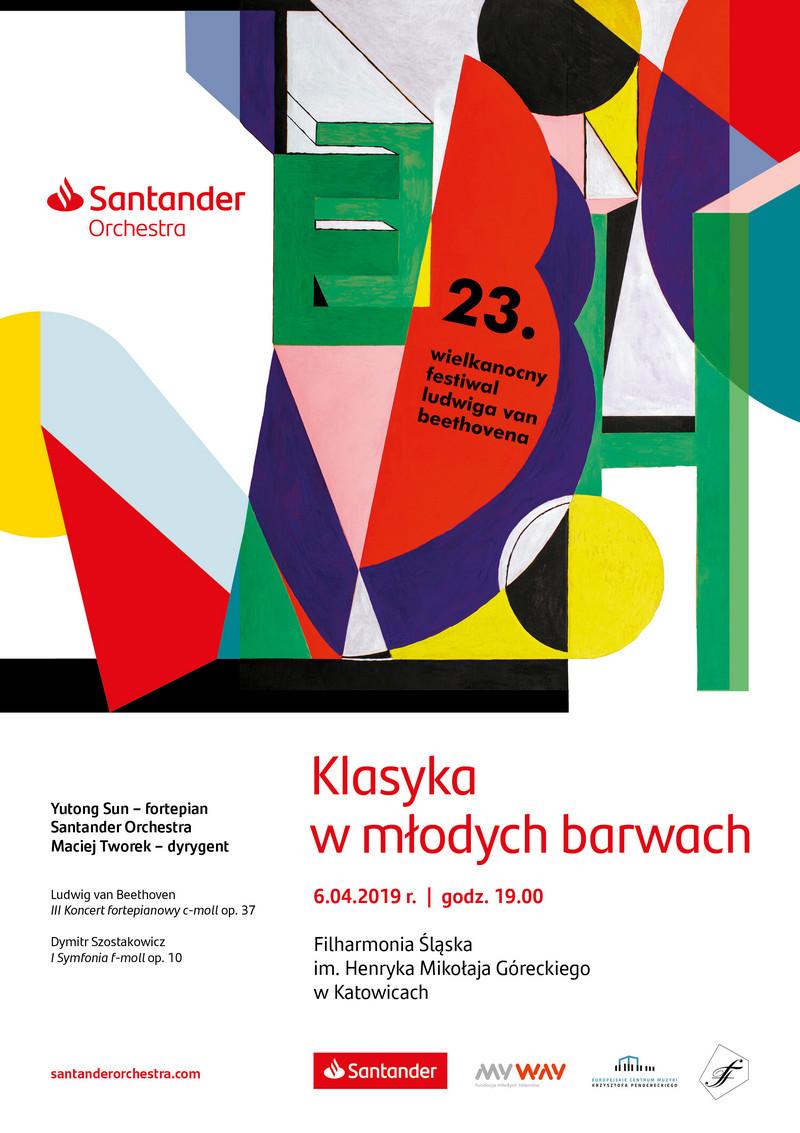 Santander Orchestra zagra w Katowicach