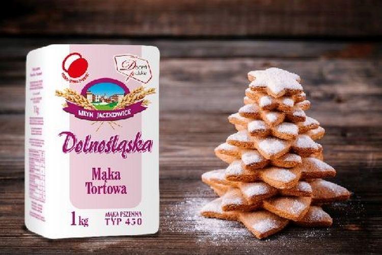 Sekret doskonałych, świątecznych wypieków – Dolnośląska Mąka Tortowa z Młyna Jaczkowice