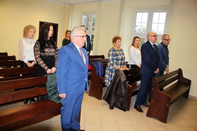 Ślubowanie ławników w Sądzie Rejonowym w Gryficach