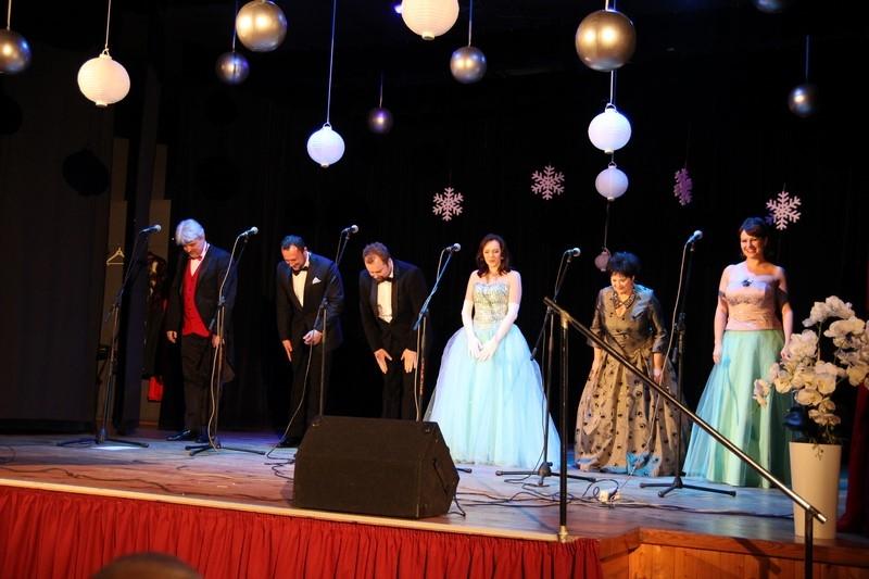 Soprany kontra Tenorzy -  Noworoczny koncert w Gryfickim Domu Kultury