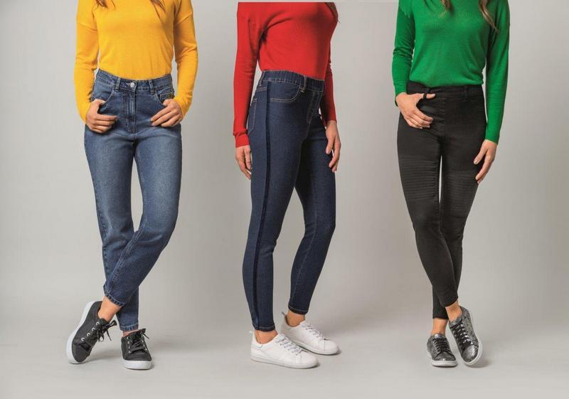 Spodnie a sylwetka. Jak znaleźć te idealne?