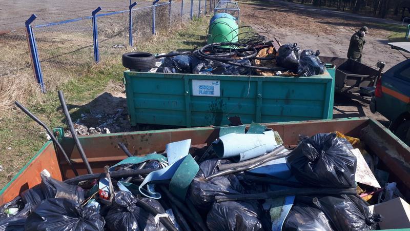 #SprzątaMy las - Społeczna akcja już w piątek