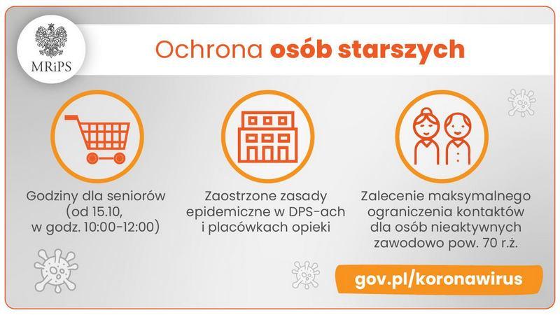 """Start kampanii """"Bezpieczny Senior"""". Minister Maląg: Bądźmy solidarni"""