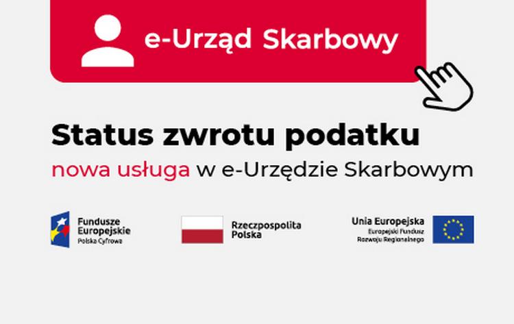 Status zwrotu – nowa usługa w e-Urzędzie Skarbowym