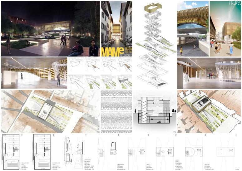 Studenci z Wydziału Budownictwa i Architektury ZUT wyróżnieni w międzynarodowym konkursie