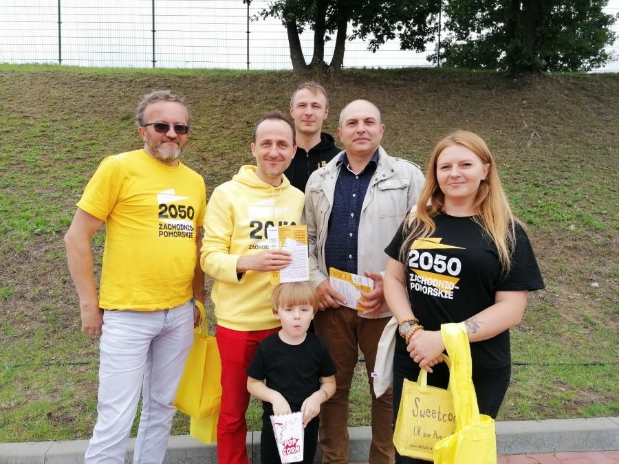 Szalony weekend Polska 2050