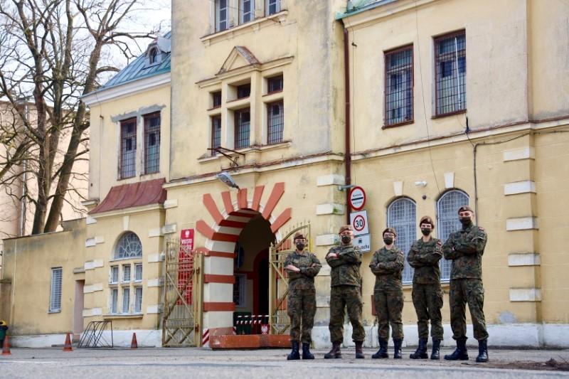 Terytorialsi werbują do batalionu w Trzebiatowie