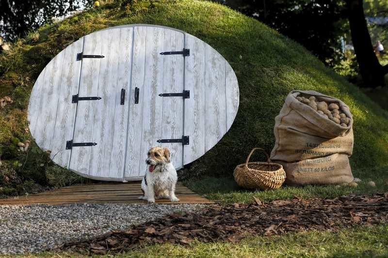 The Shire Cellar – piwniczka ogrodowa, która zachwyci najbardziej wymagających