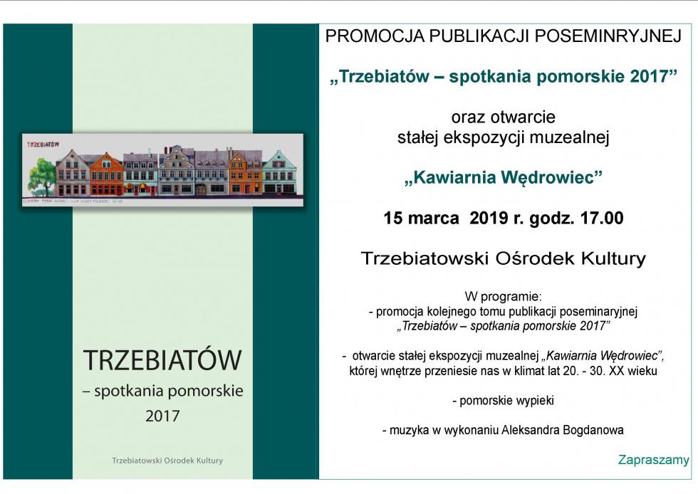 TOK -   Promocja publikacji poseminaryjnej i otwarcie stałej ekspozycji muzealnej