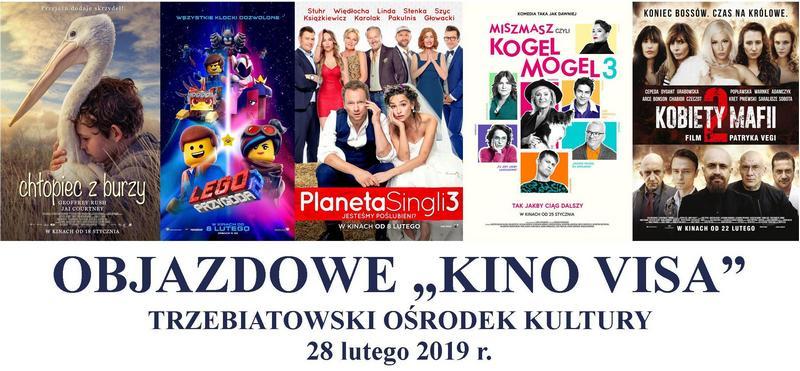 """TOK: Objazdowe Kino """"VISA"""""""