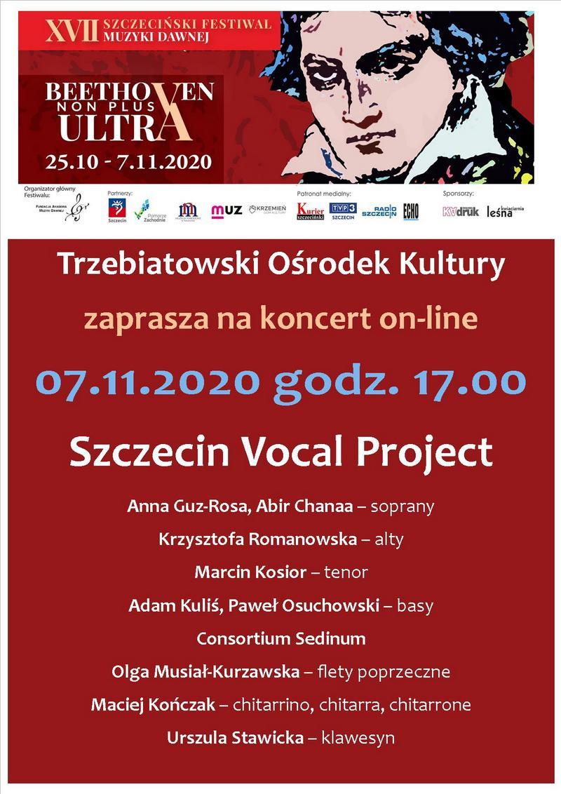 Trzebiatowski Ośrodek Kultury zaprasza na koncert…