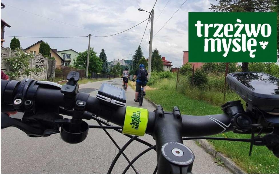 """""""Trzeźwo myślę na rowerze"""""""