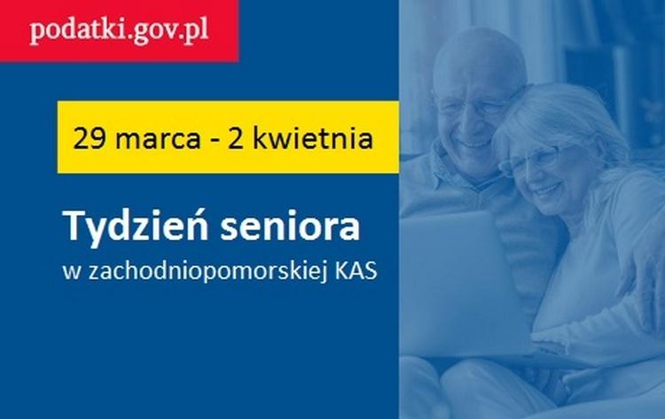 Tydzień seniora w zachodniopomorskiej KAS