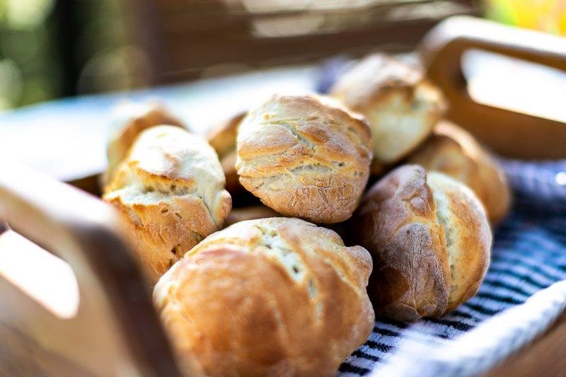 Uniwersytet Smaku Solgaz prezentuje: przepis na bułeczki śniadaniowe z miodem