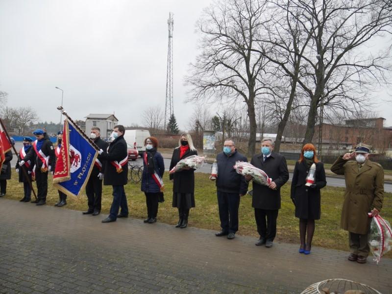 Uroczystości z okazji 76. rocznicy Polskości Płotów