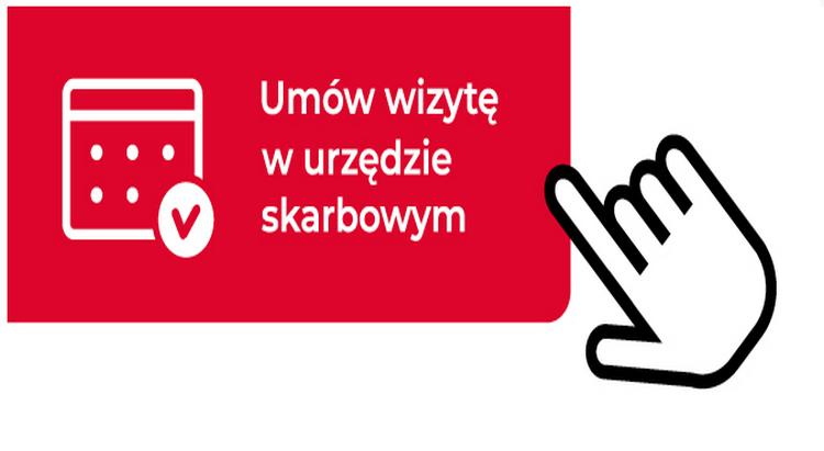"""Usługa """"Umów wizytę w urzędzie skarbowym"""" podczas kampanii PIT"""