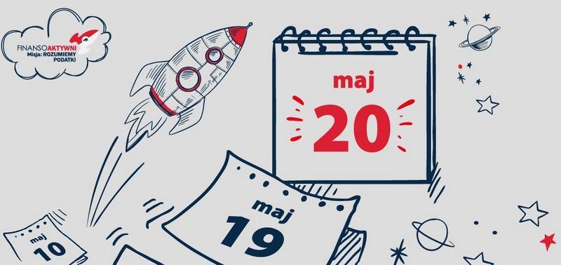 """V edycja programu edukacyjnego Ministerstwa Finansów """"Finansoaktywni"""" - termin składania prac konkursowych przedłużony do 20 maja"""