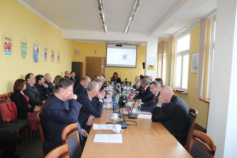 VII Sesja Rady Powiatu VI Kadencji