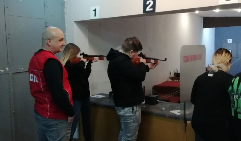 W Gryficach ruszyła Szkolna Liga Strzelecka 2020