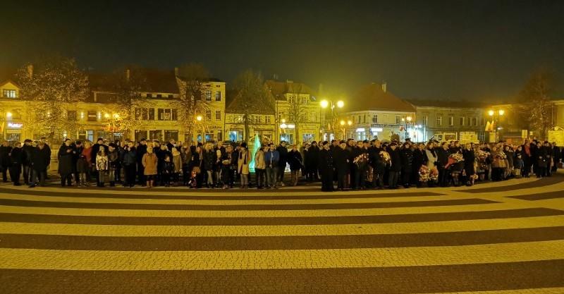 W Gryficach wspólne, powiatowo-gminne uroczystości z okazji 101. rocznicy odzyskania przez Polskę niepodległości