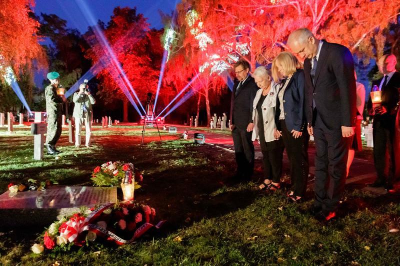 W Stargardzie odbyły się obchody rocznicy wybuchu II Wojny Światowej.